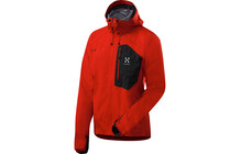 Haglfs Men&#039;s Endo Jacket fire